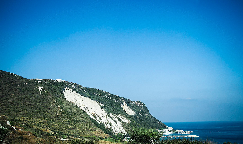 Lebanon coast