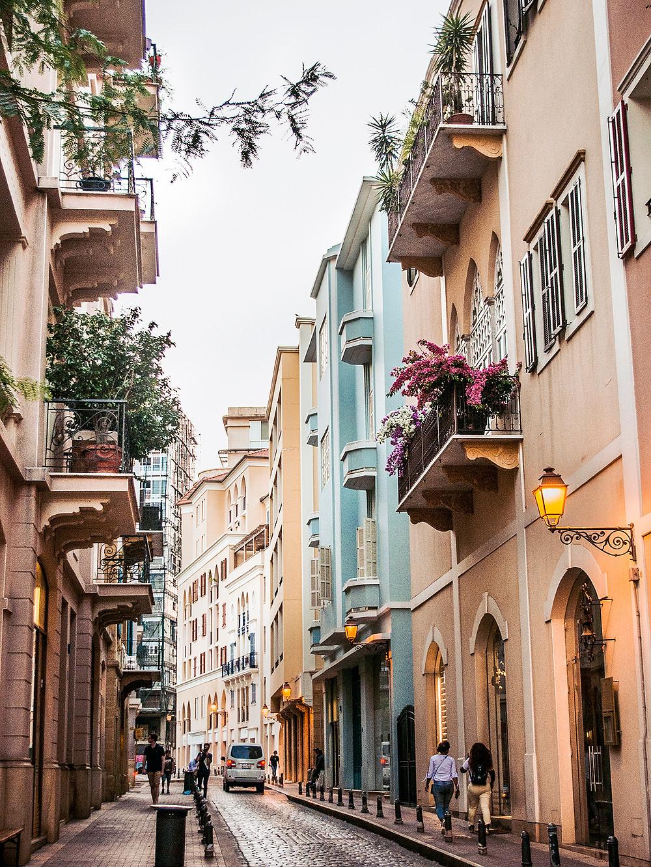 Mkhallissiye Street, Saifi Village, Beirut