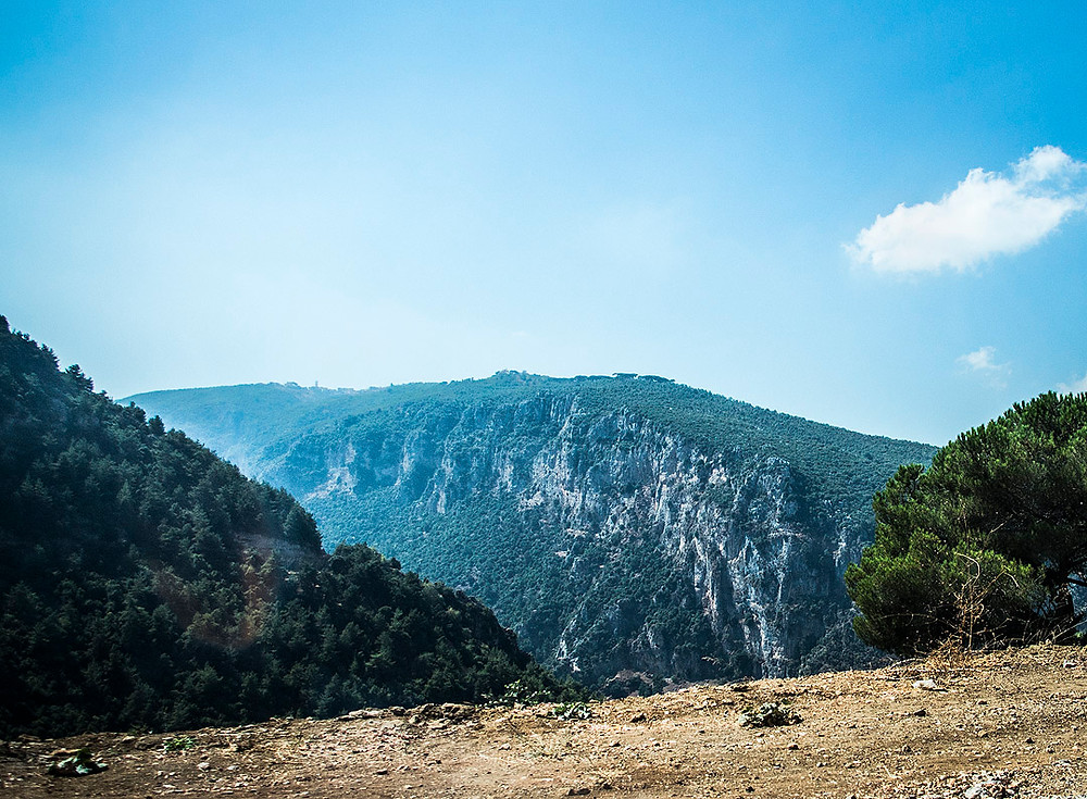 Kadisha Valley, Lebanon