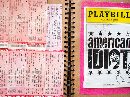 7 years ago, I flew 3,500 miles to see Green Day's American Idiot on Broadway
