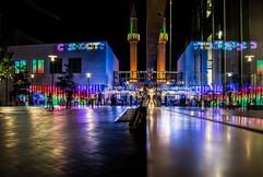 Beirut Souks at night