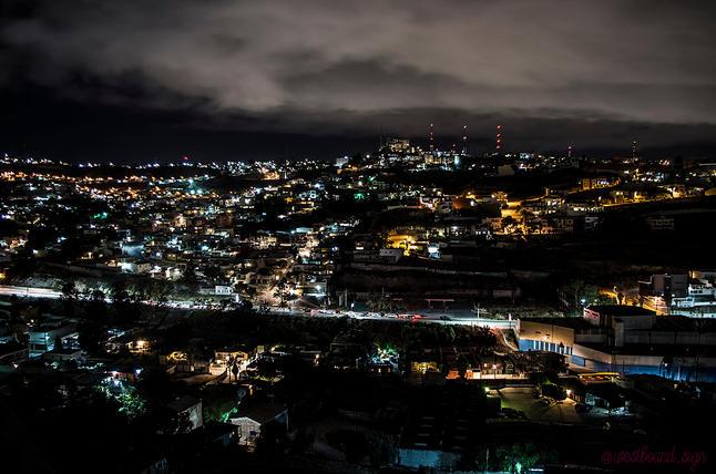 Tijuana night