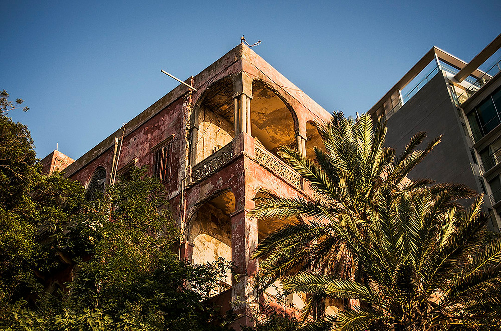 The Rose House, Beirut, Lebanon