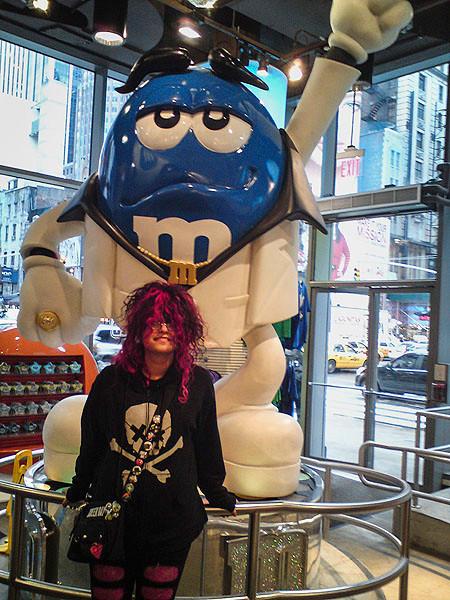 M&Ms World New York