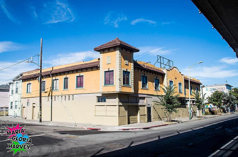 Green Day Billie Joe Armstrong warehouse