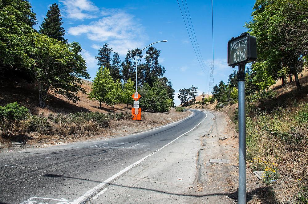 Hills in Pinole, CA