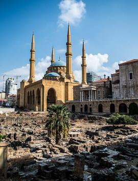 Roman Baths, Beirut