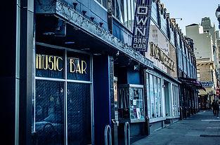 The Uptown nightclub