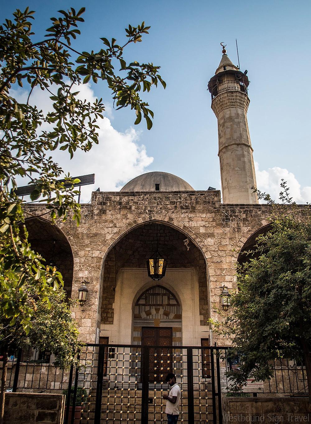Mansour Asaf Mosque, Beirut, Lebanon