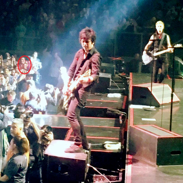 Green Day live in Broomfield, CO