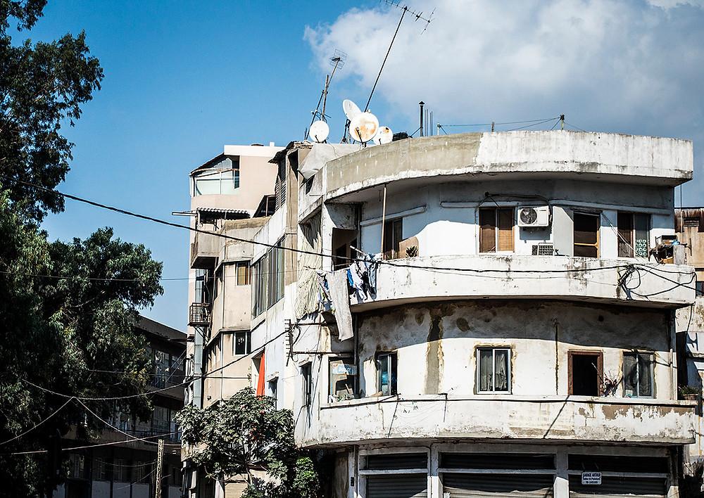 Bourj Hammoud, Beirut streets