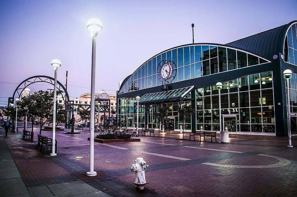 Oakland Amtrak Station