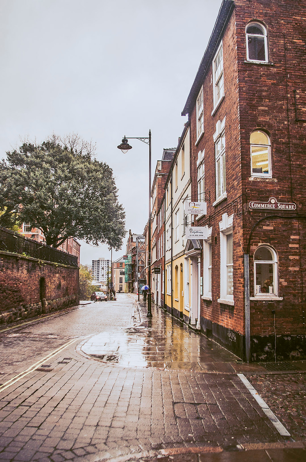 Commerce Square Nottingham