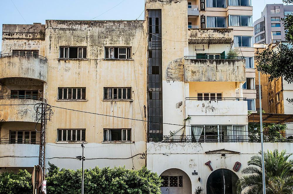 Manara, Beirut streets
