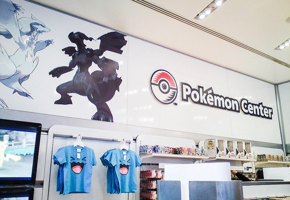 Pokemon Center New York 2011