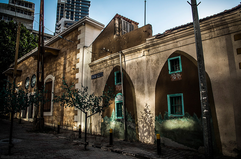 Streets of Acrafieh, Beirut