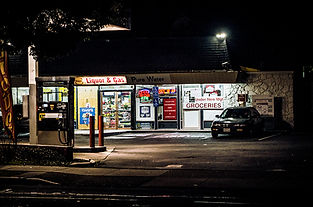 Concord gas station
