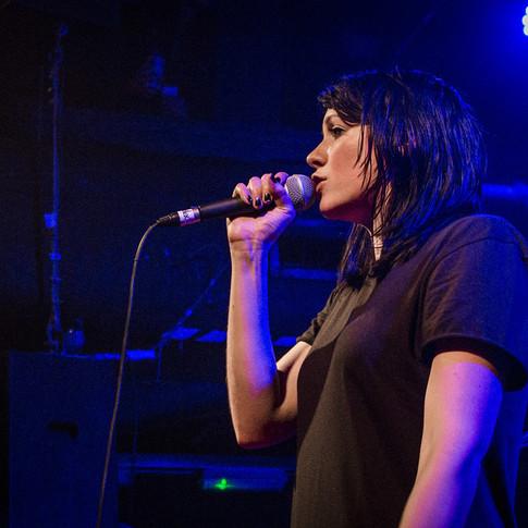 K. Flay live in Bristol, England