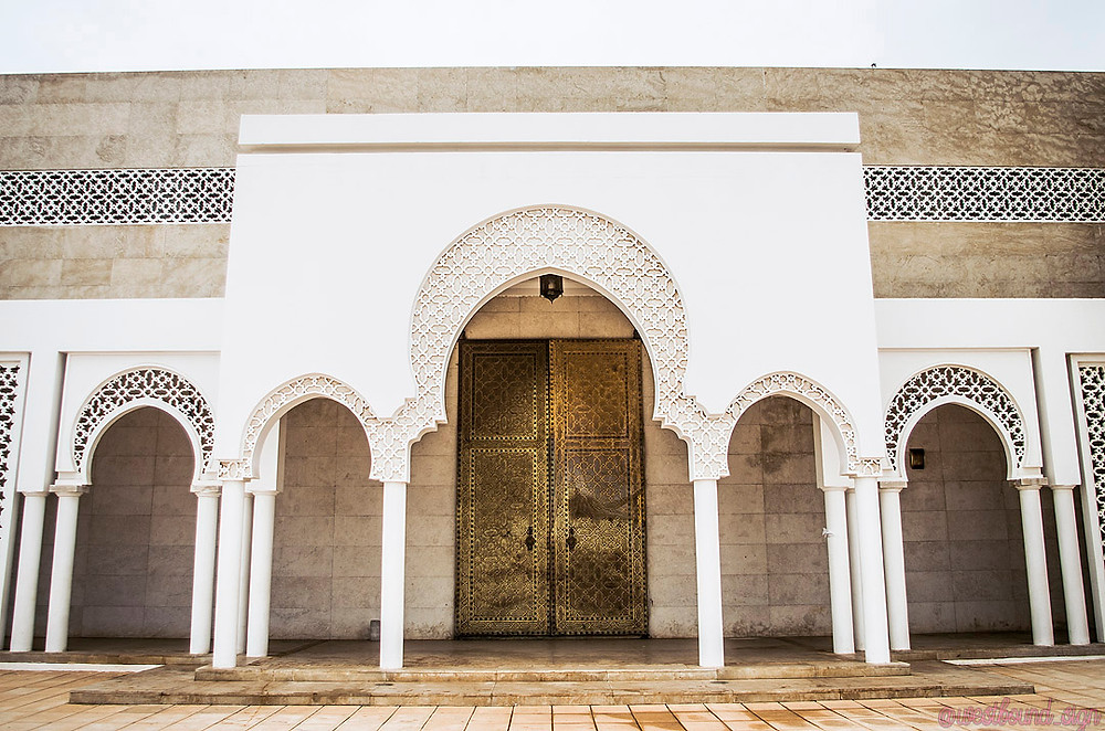 Sheikh Zayed Mosque, Sale, Morocco
