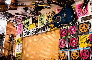 Broken Guitars Christie Road