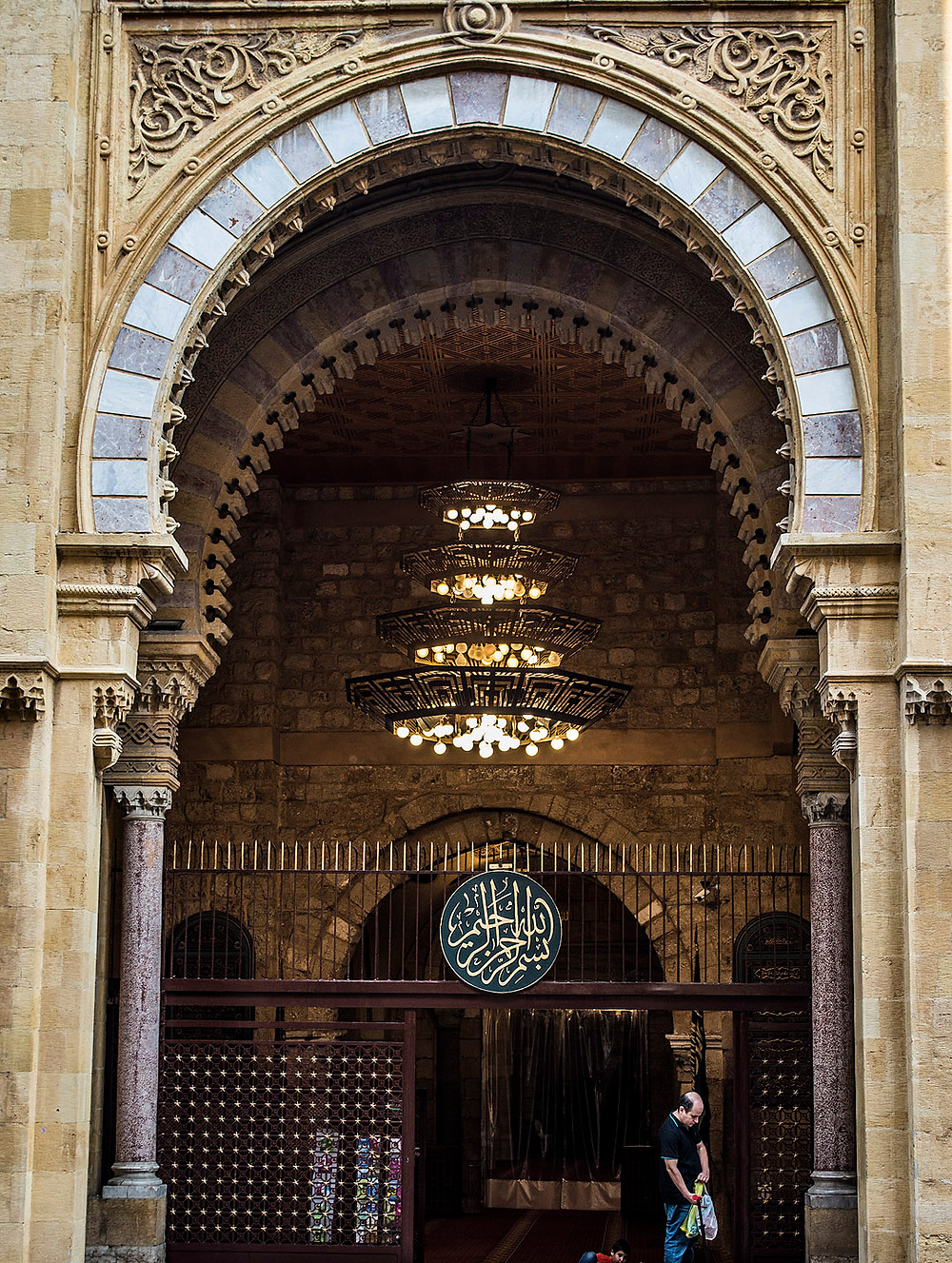 Al-Omari Grand Mosque, Beirut, Lebanon