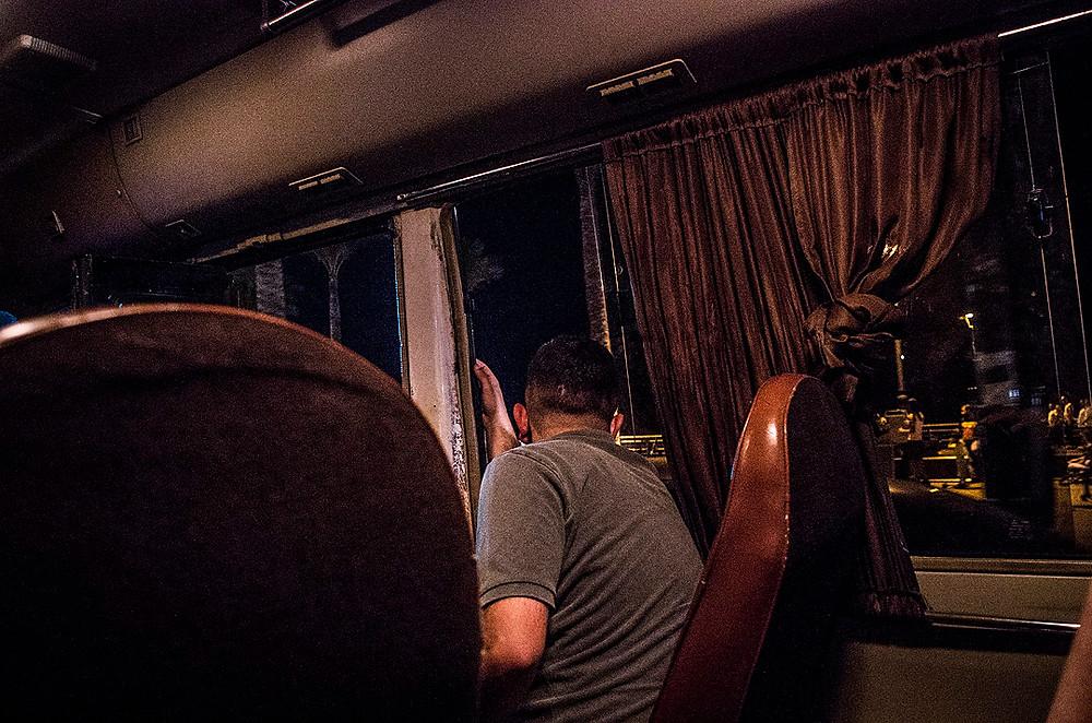 Beirut 15 bus