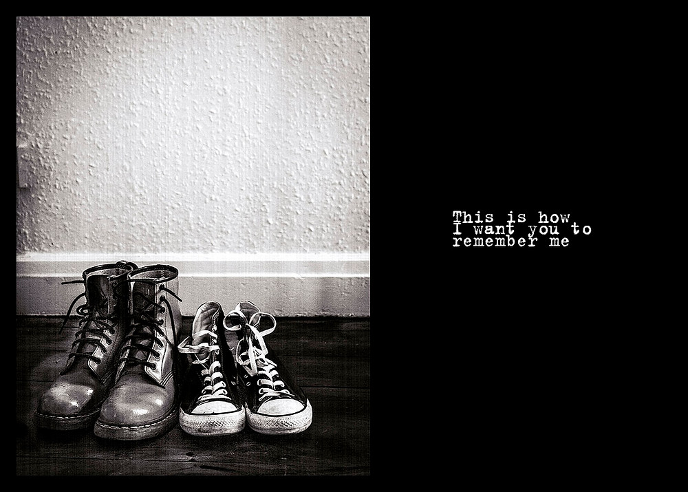 Doc Martens and Converse