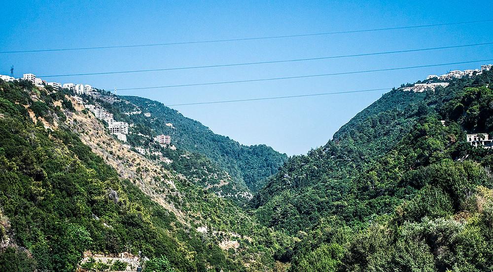 Lebanon landscape