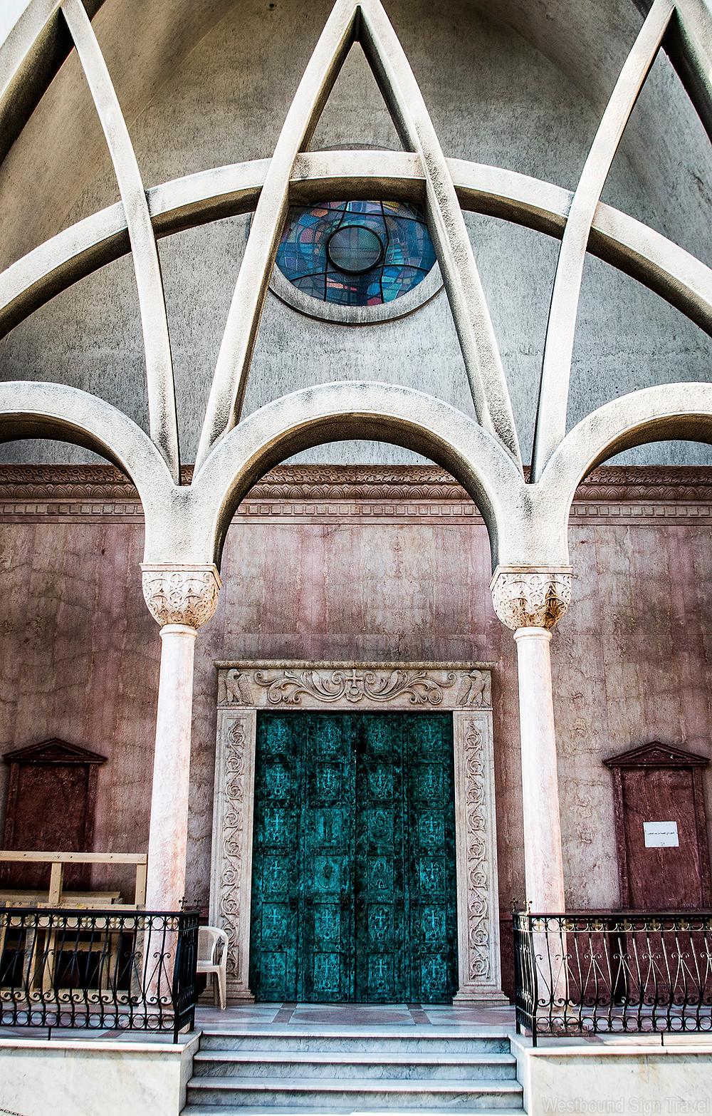 St Antoine Catholic Church, Beirut, Lebanon