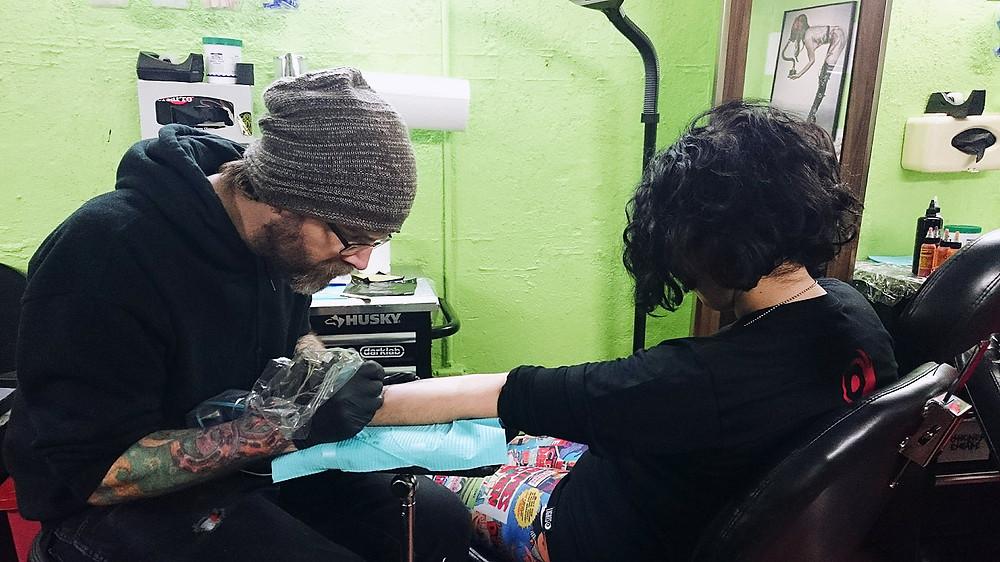 Village Tattoo NYC