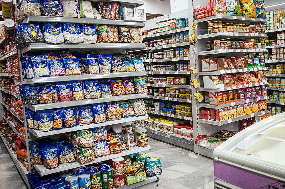 Shopper's Supermarket Raouche, Beirut, Lebanon