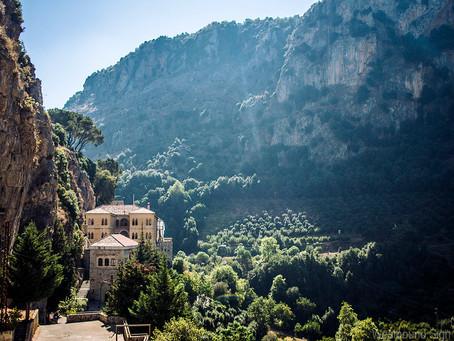 My accidental trip to Lebanon, part two: Bsharri