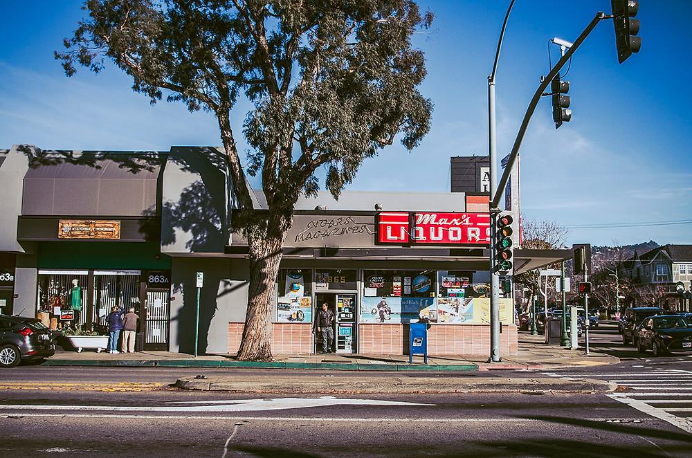 Albany, CA streets