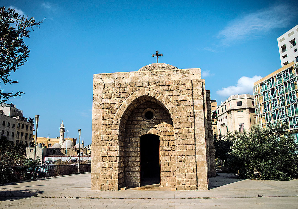 Al Nourieh (Lady of the Light) Shrine, Beirut, Lebanon