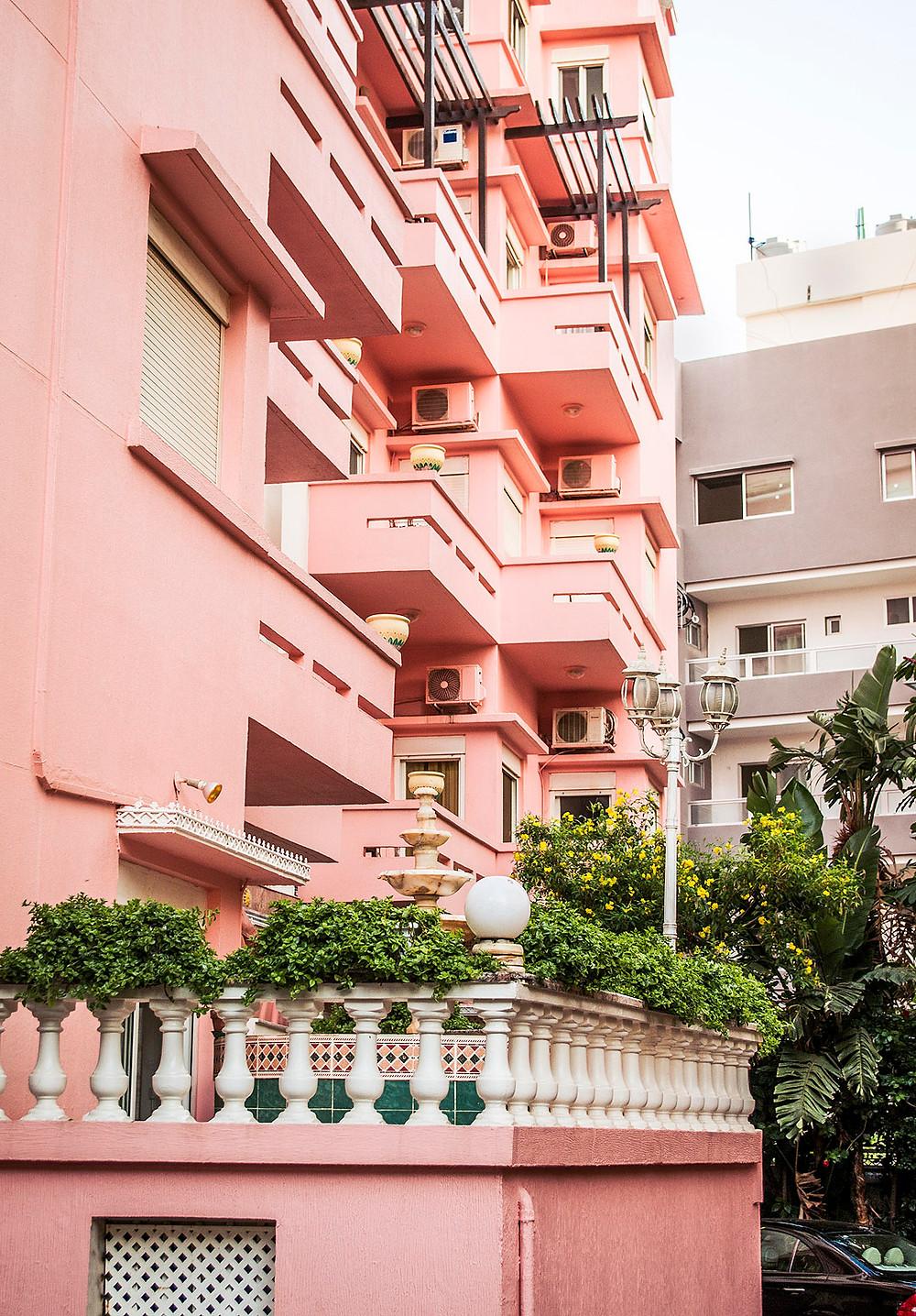 Villa Manara, Ras Beirut, Lebanon