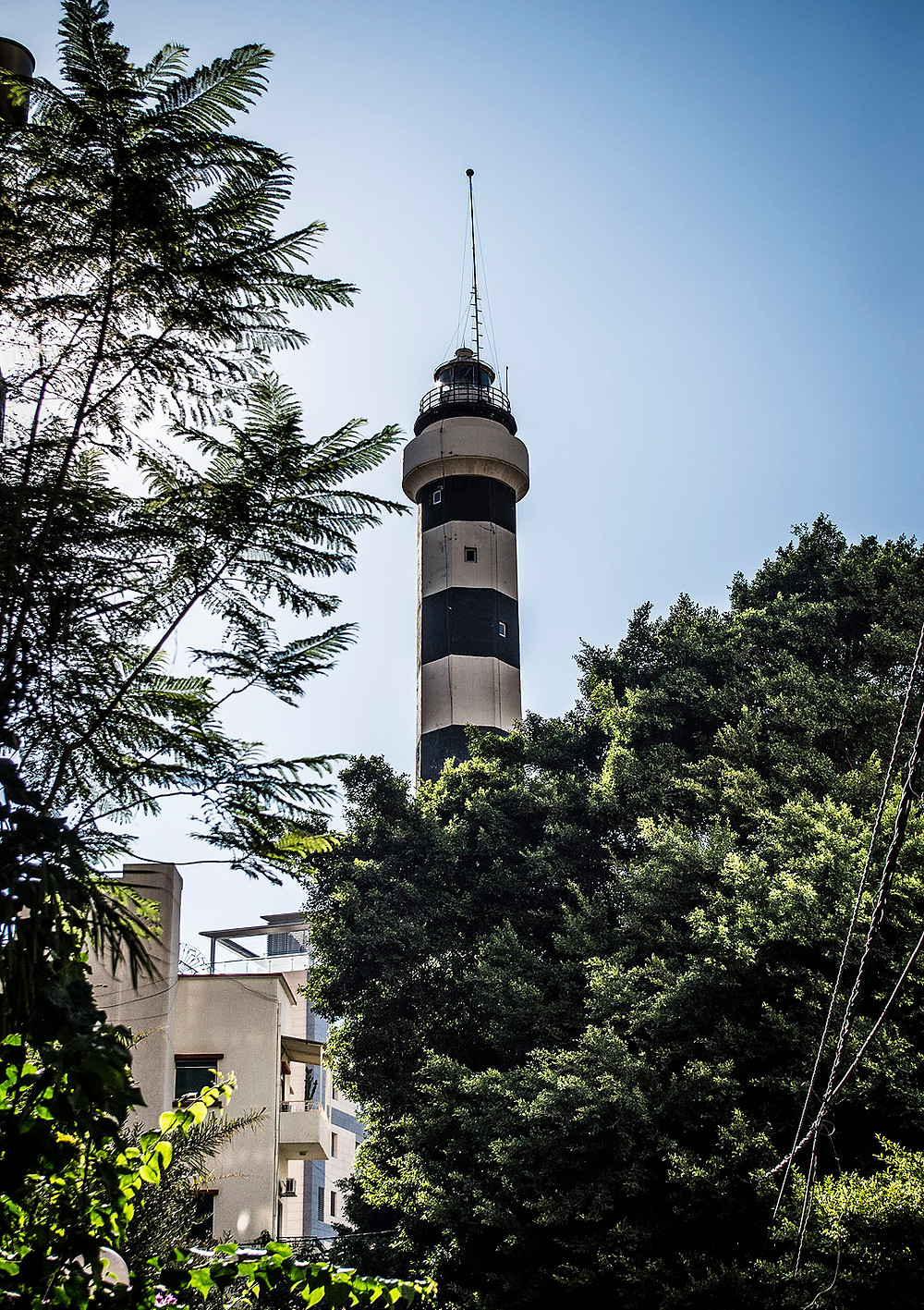 Old Manara Lighthouse, Beirut