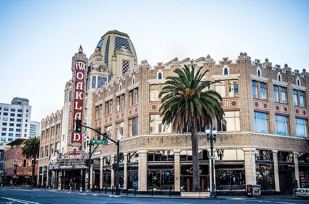 Fox Theatre, Oakland