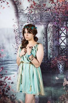 Water Temple Girl