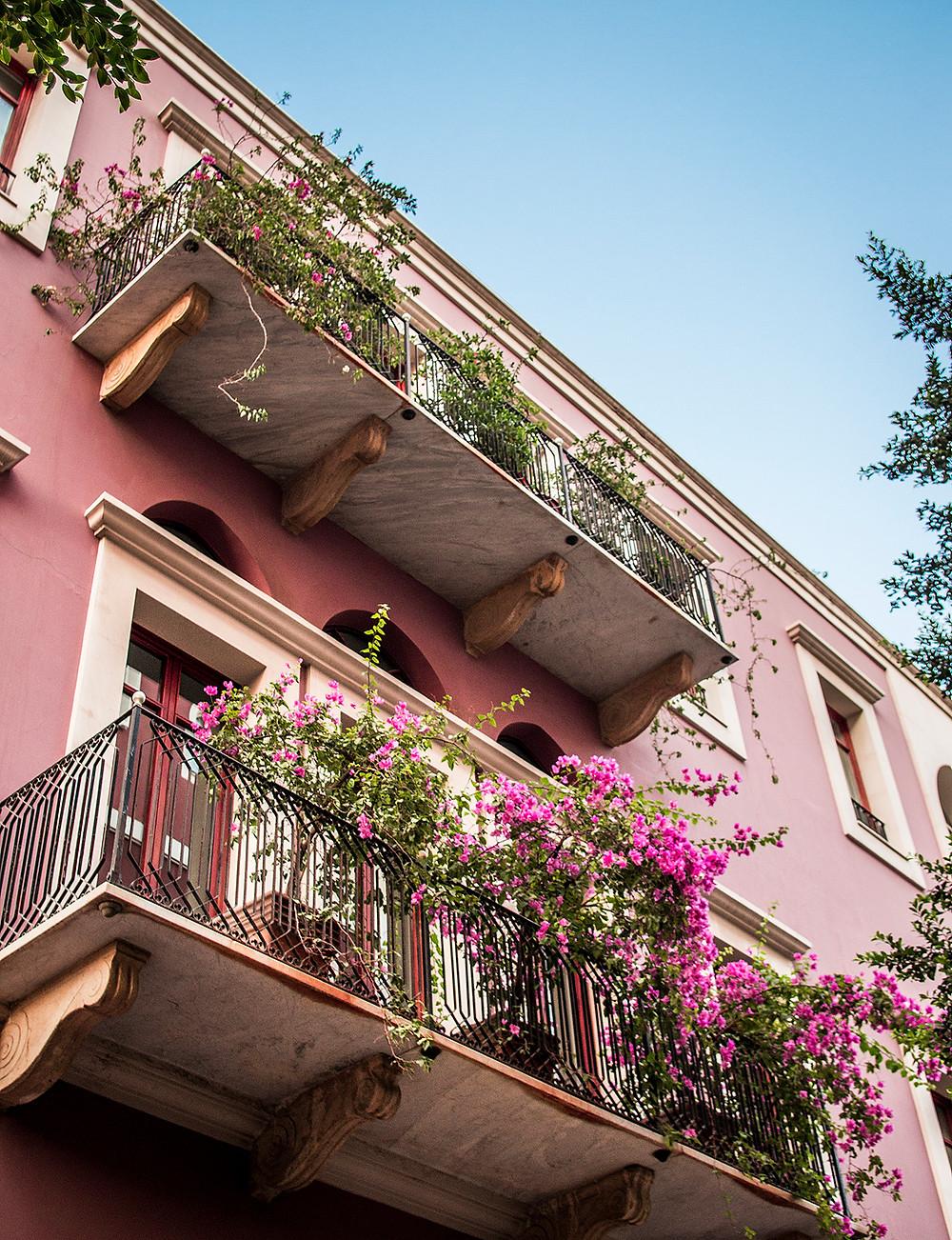 Said Akel Street in Saifi Village, Beirut