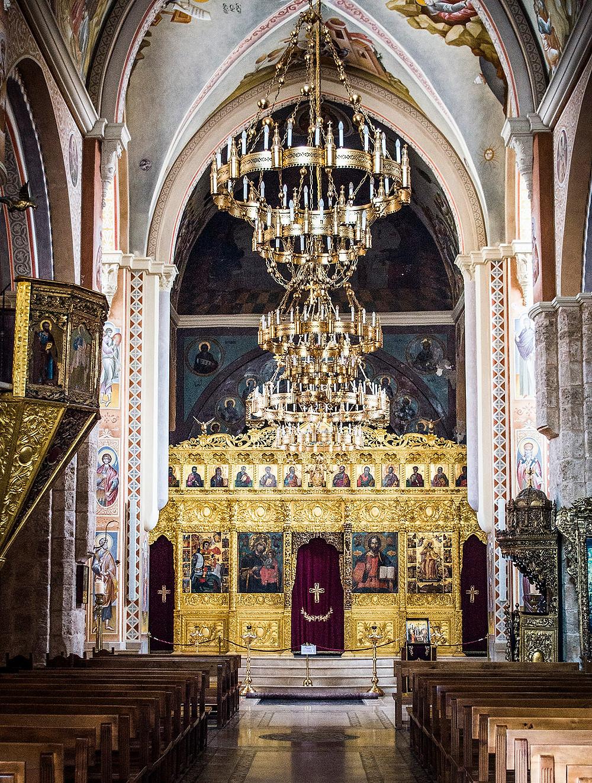 St George Greek Orthodox Cathedral, Beirut, Lebanon