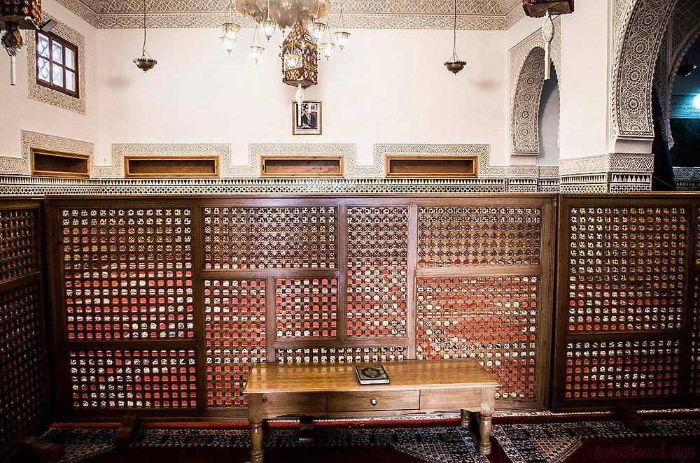 Mausoleum of Sidi Ben Achir, Sale