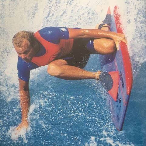 Ben Severson Bodyboarding pioneer and legend....