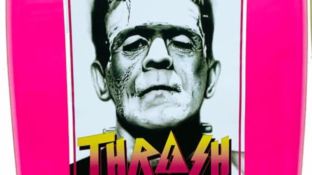 "Thrash 42"" PP Bodyboard"