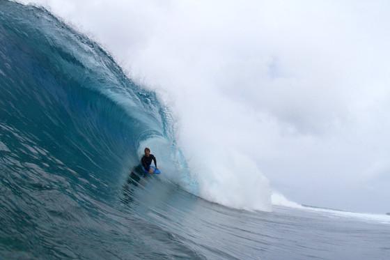 "Eric "" Booghouse Cook Islands"" Gamez"