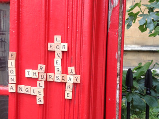 Guerrilla Scrabble