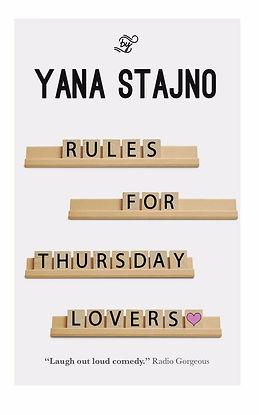 Yana Stajno Rules For Thursday Lovers