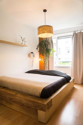 Slaapkamer Voorburg