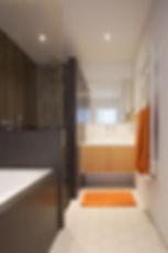 Badkamer ontwerp gerealiseerd voor particulieren Rijswijk in