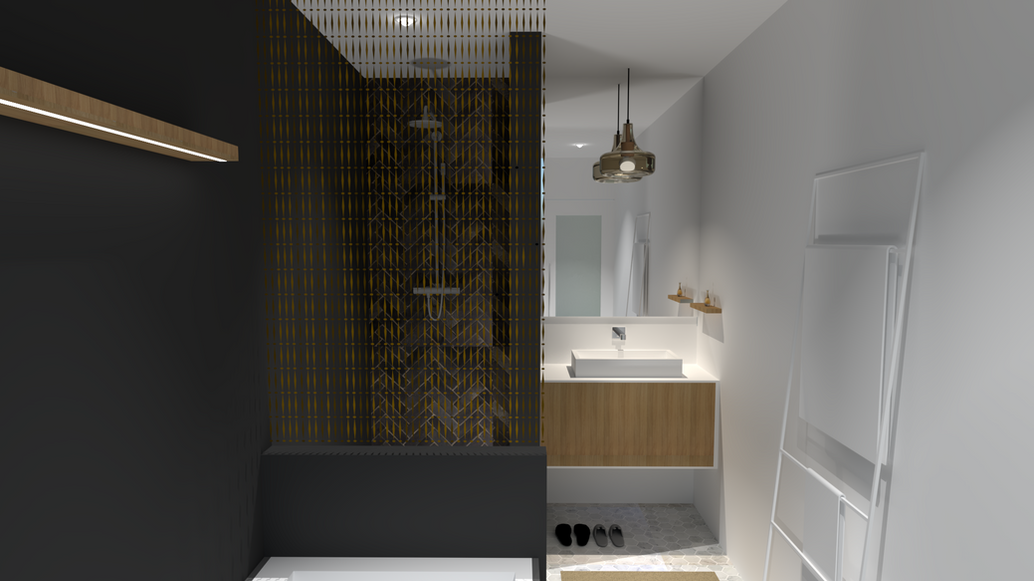 Badkamer Conceptvoorstel