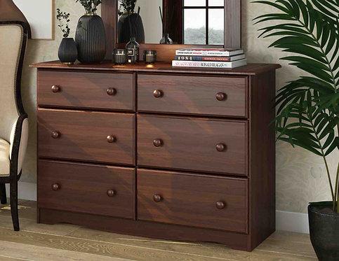 5403 - Double Dresser Mocha